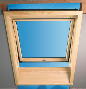 Holzbau hein dachfenster - Dachfenster innenfutter rigips ...